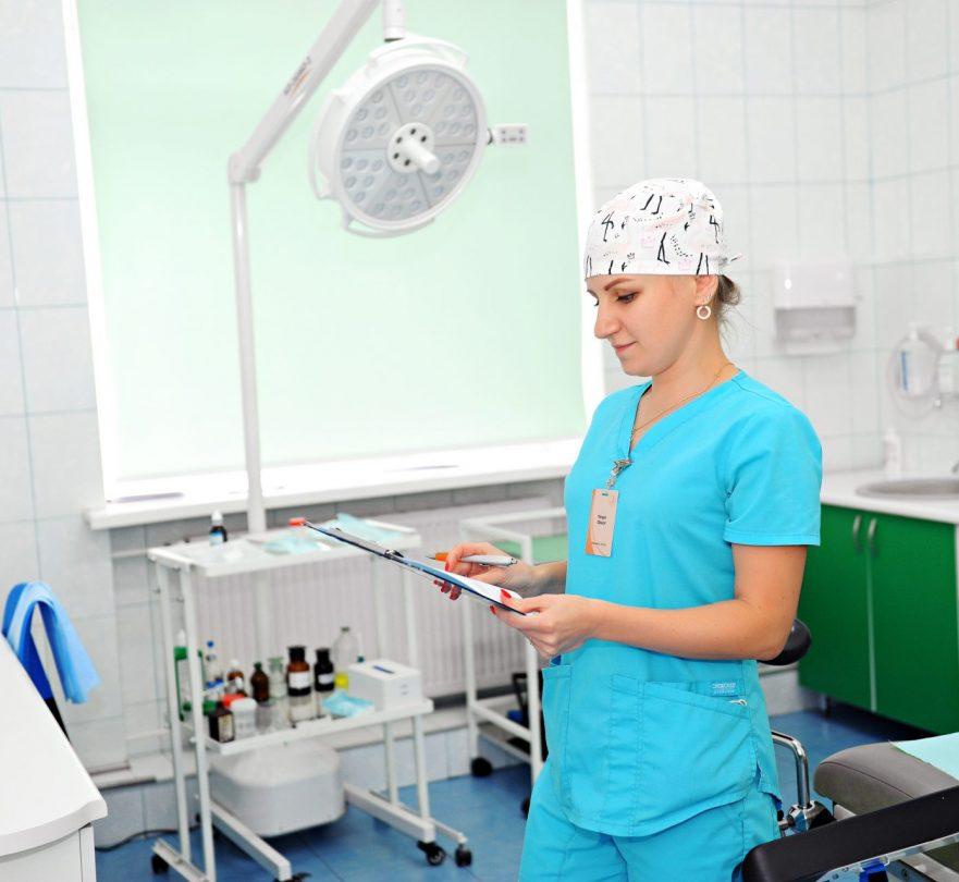Біопсія шийки матки Клініка Альтернатива