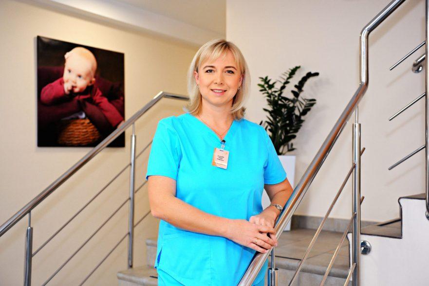 Dr. Lidiya Segedii