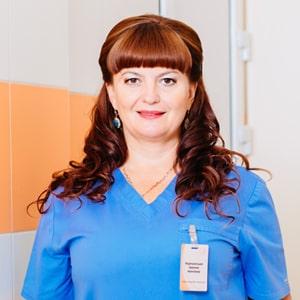 Корчинская Иванна Ивановна