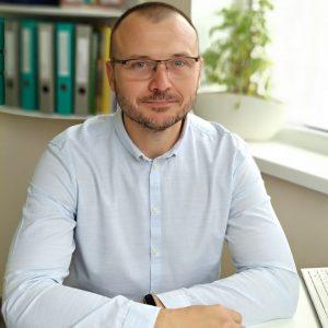 Dr. Sergij Kryshtafovych