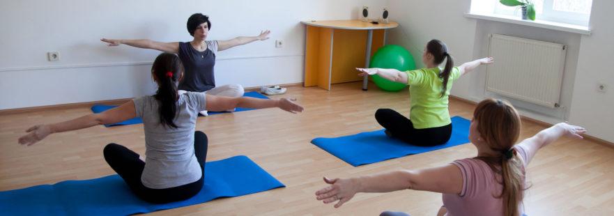 Гімнастика Клініка Альтернатива