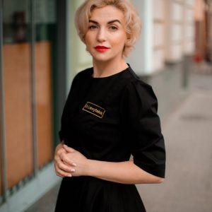 Dr.  Iryna Levytska